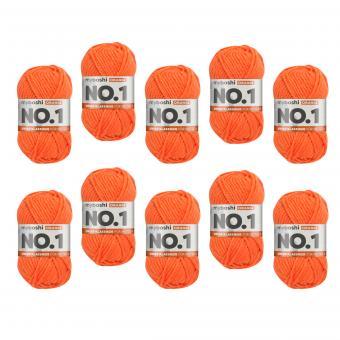 myboshi No.1 -VE 10 Knäuel- Orange