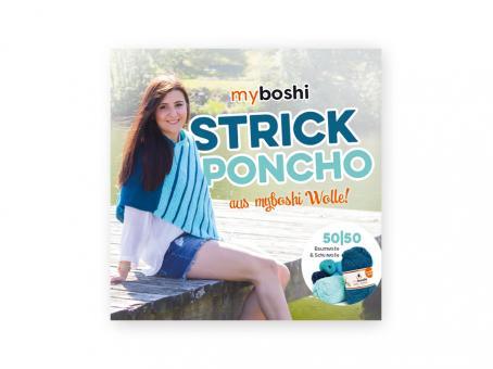 Flyer myboshi 50/50 - Poncho stricken