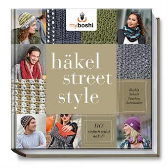 Buch myboshi Streetstyle