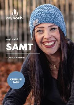 Plakat myboshi Samt 2019