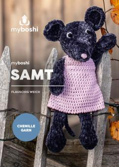 Plakat myboshi Samt Maus 2019
