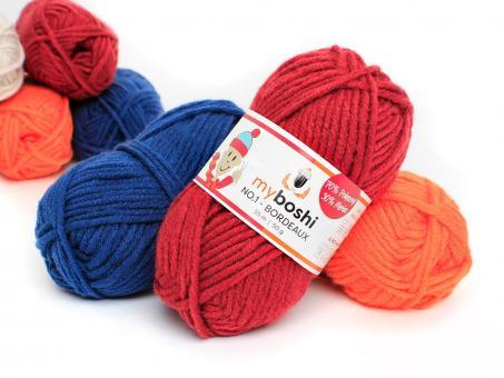 myboshi No.1 - alle 40 Farben einzeln bestellen