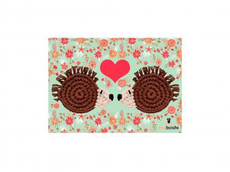 Postkarte Stachelige Grüße