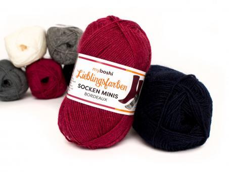 Socken minis -VE 10 Knäuel-
