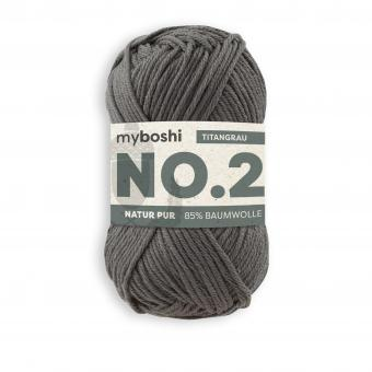 myboshi No.2- Einzelknäuel-