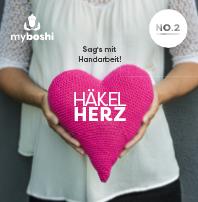 Flyer mit Gratisanleitung myboshi No.2